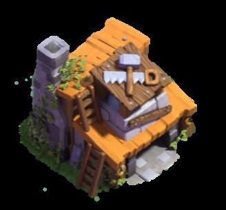 дом строителя 4bh Clash of Clans