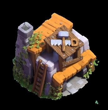 дом строителя 5bh Clash of Clans