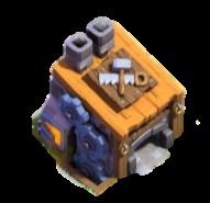 дом строителя 8bh Clash of Clans